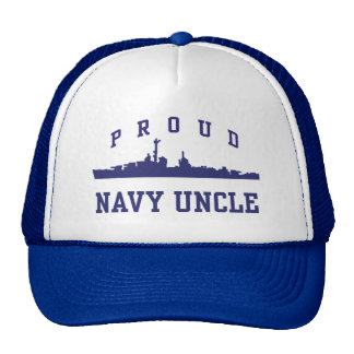 Navy Uncle Hat