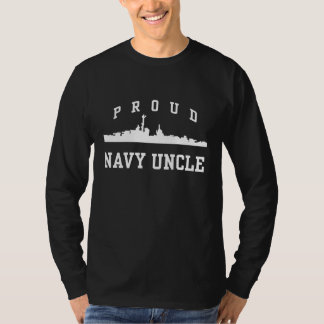 Navy Uncle T-Shirt