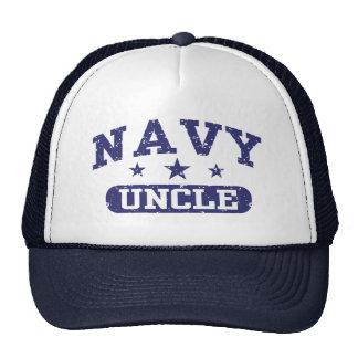 Navy Uncle Trucker Hat