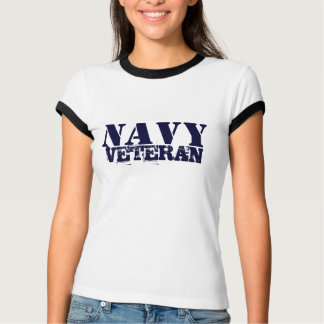 NAVY, VETERAN T-Shirt
