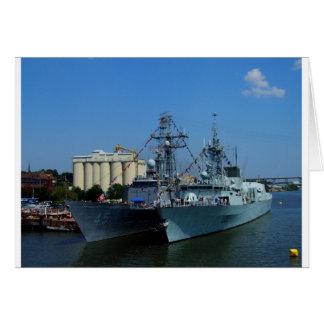 Navy Week Card