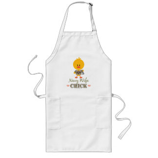 Navy Wife Chick Apron