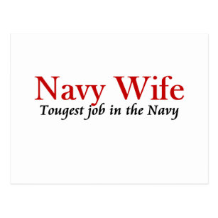 Image result for Navy wife toughest job in the navy