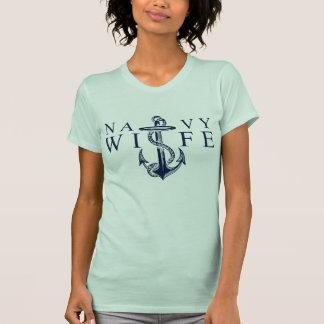 Navy Wife Tshirts