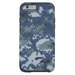 NavyCamouflageiPhone