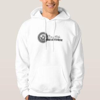 navyhardjob hoodie