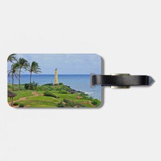 Nawillwili Lighthouse Bag Tag