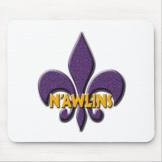 Nawlins Mouse Pad