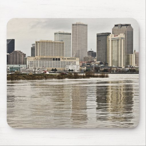 N'Awlins Reflections Mouse Pad