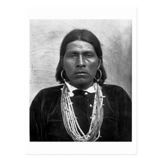 Nawquistewa - foto 1901 de Oraibi del indio del Postales