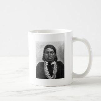 Nawquistewa - Hopi Indian Oraibi Photo 1901 Coffee Mug