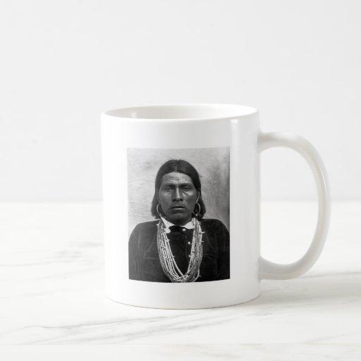Nawquistewa - Hopi Indian Oraibi Photo 1901 Classic White Coffee Mug