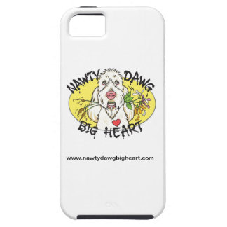Nawty Dawg Big Heart Case-Mate Vibe iPhone 5 Case
