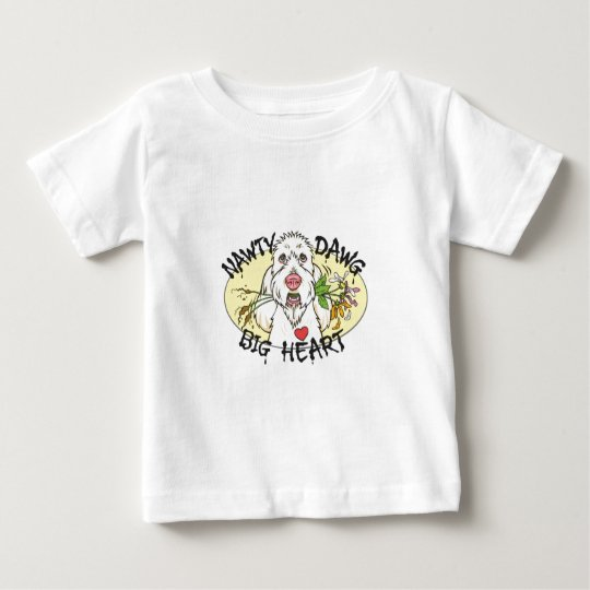 "Nawty Dawg Big Heart ""Pawsitive Kids Club"" T-Shirt"