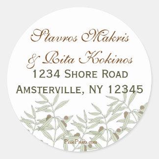 Naxos Sticker