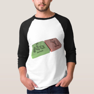 Nay as Na Sodium and Y Yttrium T-Shirt