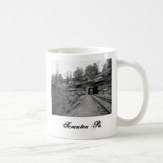 Nay Aug Tunnel, Scranton Pa. Mug