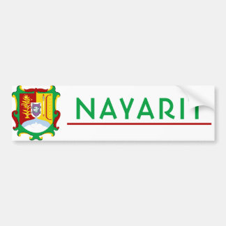 Nayarit Bumper Sticker