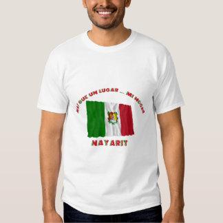 Nayarit - Más Que un Lugar ... Mi Hogar T-shirt