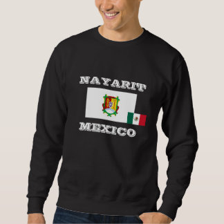 Nayarit, Mexico Flag Sweatshirt