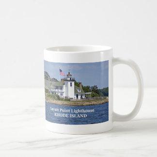 Nayatt Point Lighthouse, Rhode Island Mug