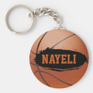 Nayeli personalizó llavero/el llavero del