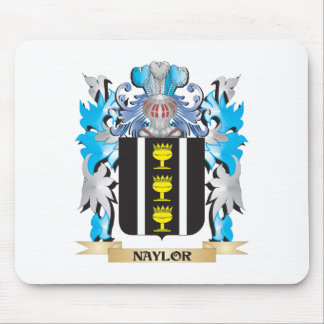 Naylor Coat of Arms - Family Crest Mouse Pad