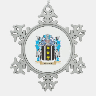 Naylor Coat of Arms - Family Crest Ornaments