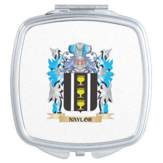 Naylor Coat of Arms - Family Crest Vanity Mirrors