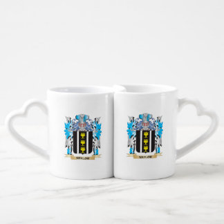 Naylor Coat of Arms - Family Crest Lovers Mug