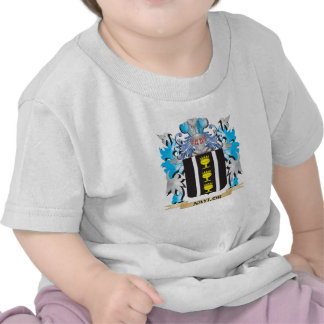 Naylor Coat of Arms - Family Crest T Shirt