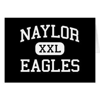 Naylor - Eagles - High School - Naylor Missouri Greeting Card