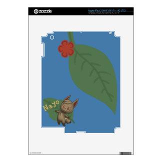 Nayo Crossing Decal For iPad 3
