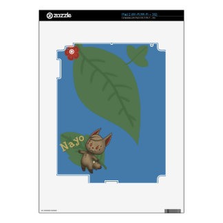 Nayo Crossing Decals For iPad 2
