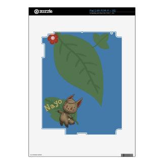 Nayo Crossing iPad 2 Skins