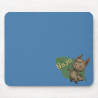 Nayo Crossing Mouse Pad