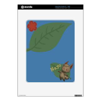 Nayo Crossing Skins For iPad