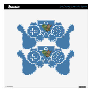 Nayo Crossing Skins For PS3 Controllers