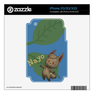 Nayo Crossing Skins For The iPhone 3G