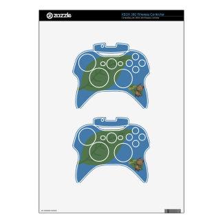 Nayo Crossing Xbox 360 Controller Skin