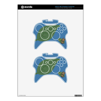 Nayo Crossing Xbox 360 Controller Skins