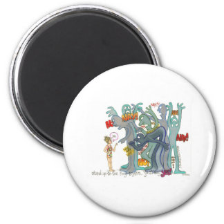 naysayers 2 inch round magnet