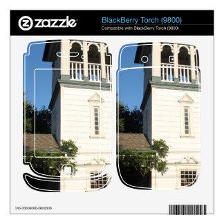 Nazarene Church BlackBerry Torch Skins