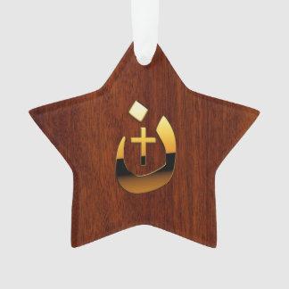Nazarene cristiano simbólico