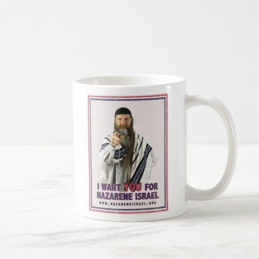 Nazarene Israel  Uncle Norman Mug