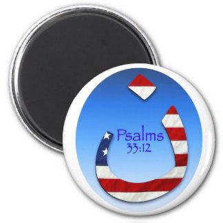 Nazarene Psalm Magnet