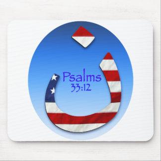 Nazarene Psalm Mouse Pad