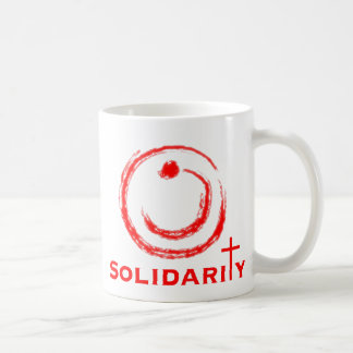 Nazarene Solidarity Red Coffee Mug