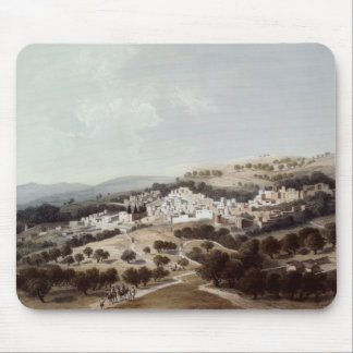 Nazareth, engraved by Terry Mouse Pad