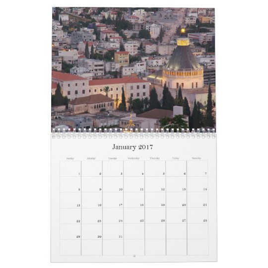 Nazareth, the biblical city of Jesus parents Calendar